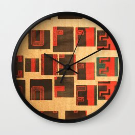 Coffe - Vintage Drink Wall Clock