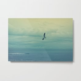 Rise Above The Storm Metal Print
