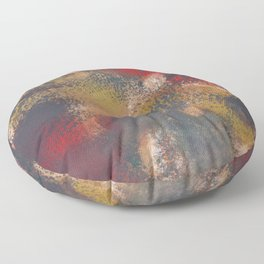 Abstract No. 780 Floor Pillow
