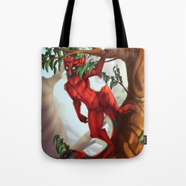 Hanging in the Trees Tote Bag