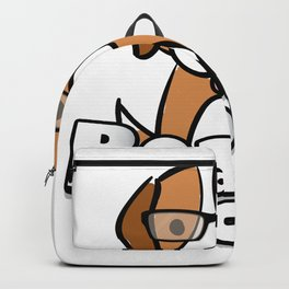 Beagle Mom Love Dog Mother's Day Gift Backpack