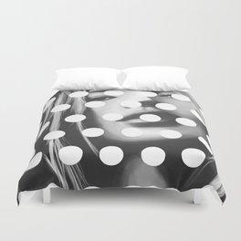 Kate Moss x Dots by Moe Notsu Duvet Cover