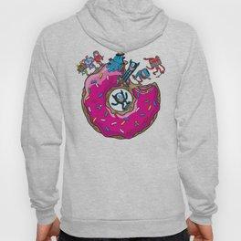 Skate Donut Hoody