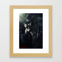 Halloween Nightmare Art Framed Art Print