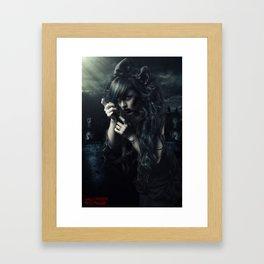 Halloween Nightmare Art Framed Art Print