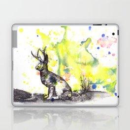 The Mythical Jackalope  Laptop & iPad Skin
