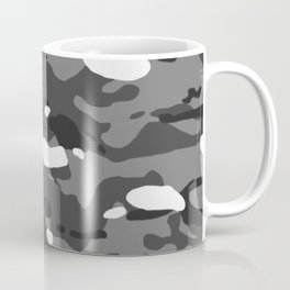 Military Camouflage: Urban II Coffee Mug