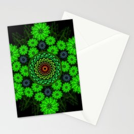 Green Eye Stationery Cards