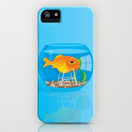 Old Fish iPhone Case