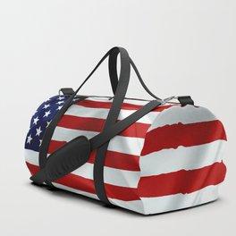 The American Flag Duffle Bag