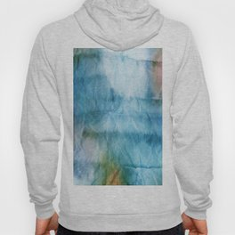 Crumpled Paper Textures Colorful P 507 Hoody