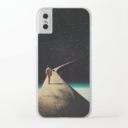 We Chose This Road My Dear Clear iPhone Case