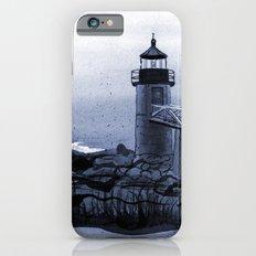 Lighthouse, Marshall Point, Maine iPhone 6s Slim Case