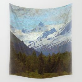 Distressed Wall Tapestry