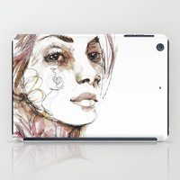 obey iPad Cases featuring Obey by Bruno Gonçales