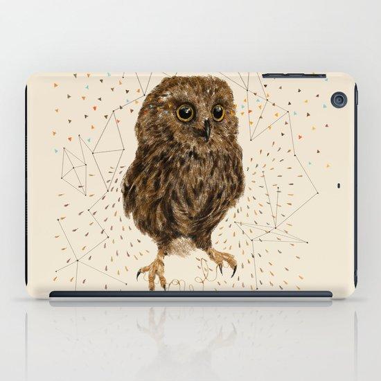 Mr.Owl IV iPad Case
