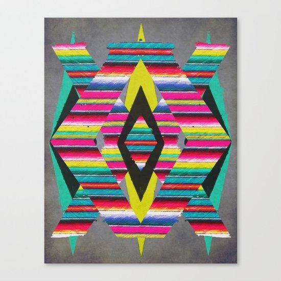 Serape Canvas Print