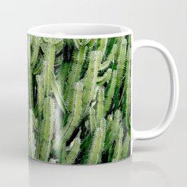 Green Cactus Cacti Plant Coffee Mug