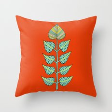 plantation Throw Pillow