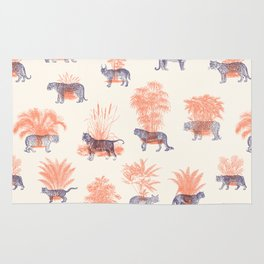 Where they Belong - Tigers Rug