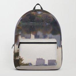 Central Park Sunset Backpack