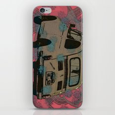 Who's gonna drive you home? iPhone & iPod Skin