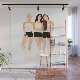 Riverdale Gals Wall Mural