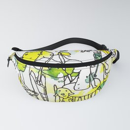 Character Cohesion Fanny Pack