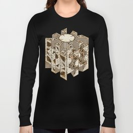 Hellraiser Puzzlebox C Long Sleeve T-shirt