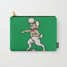 Faun Fighter (lamb) Carry-All Pouch