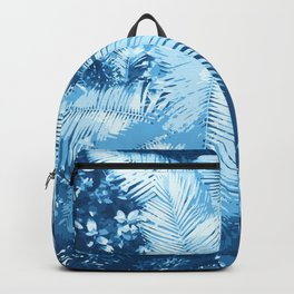 Blue Djungle Backpack