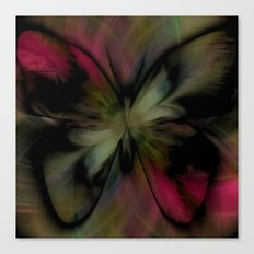 Butterfly Feathers Canvas Print