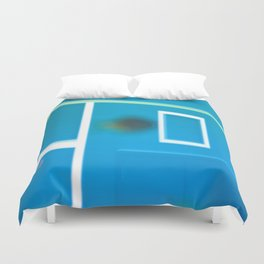 This Side of Morning at the Beach Shack Duvet Cover