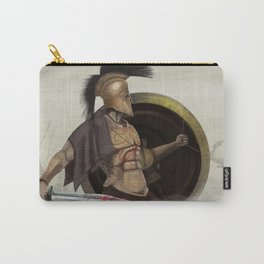 Dust & Bronze Carry-All Pouch
