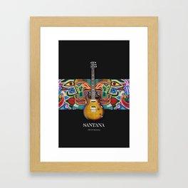 Santana Gutiar Framed Art Print