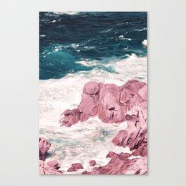 Kiss of the Sea I Canvas Print