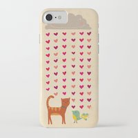 valentines iPhone & iPod Cases featuring Valentines by Joanne Hawker
