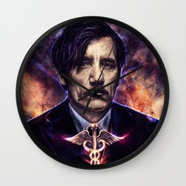 The Knick - John Thackery Wall Clock