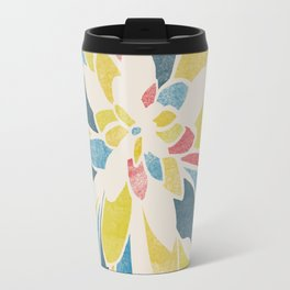 Full Color Big Bloom Travel Mug