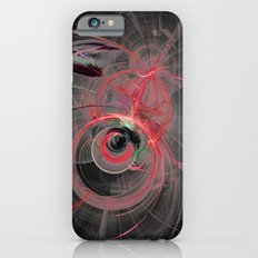 Fractal Design Space Red Slim Case iPhone 6
