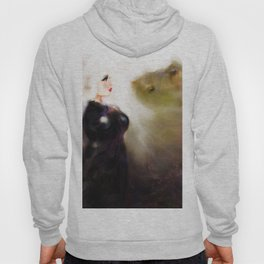 Art Woman Hoody