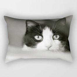 Let Me Out Rectangular Pillow
