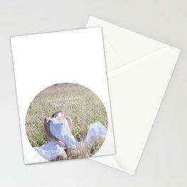 Landlocked  Stationery Cards