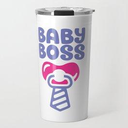 Baby Boss shirt Travel Mug