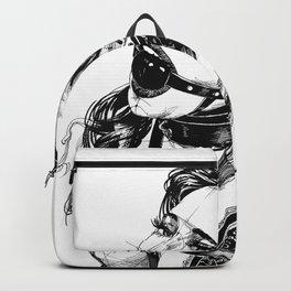 Violent Lady Backpack