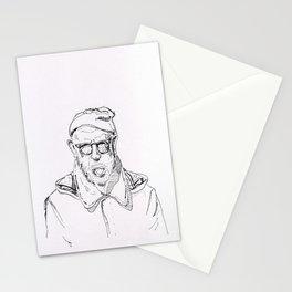 Moonrise Balaban Stationery Cards