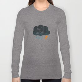Sombre Weather Long Sleeve T-shirt