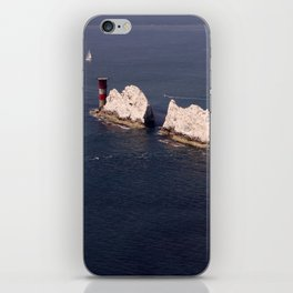 The Needles iPhone Skin