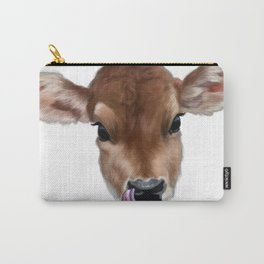 Milky Moo Carry-All Pouch
