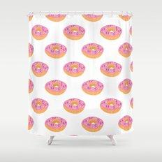 Doughnut Heaven  Shower Curtain